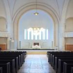Tartu Pauluse kirikSt Paulś church in Tartu